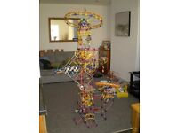 K'Nex Training Tower plus lots more in great condition.