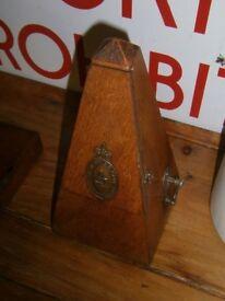 Antique Swiss Dulcet Metronome