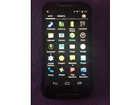 Moto G (2nd Generation) (Black, 16 GB)