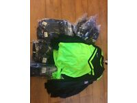 2 sets of Nike football team kits