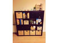 Storage combination with doors/drawers