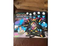 Arcade Hover Shot Game