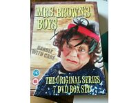Mrs browns boys box set