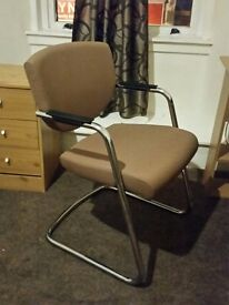 Chair High Quality Office/home Collect From High Street Alloa
