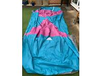 Two berth tent