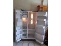 american style Samsung fridge/freezer - 390