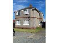 ONE BEDROOM GROUND FLOOR FLAT, TRUSTHORPE SEA FRONT, NEW kitchen,NEW paint, NEW carpets