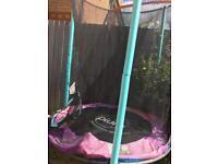 Toddler plum trampoline