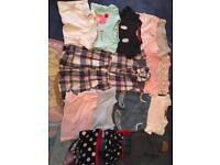 Girls summer clothes 5-6 years