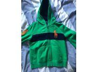 Kids Ralph Lauren hoodie