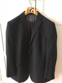 Ben Sherman Black Suit