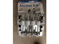 Trampoline Anchor Kit (B&Q)