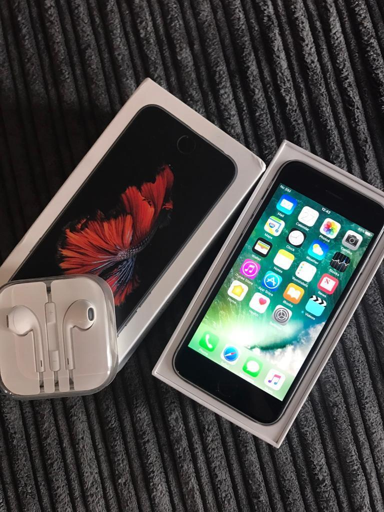 iPhone 6s excellent condition/ unlockedin Newcastle, Tyne and WearGumtree - iPhone 6s excellent condition/ unlocked 16 gig. Space grey Boxed with charger and earphones CAN DELIVER