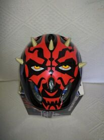 Star Wars bike helmet