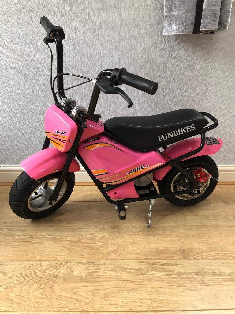 Electric Monkey Bike *LIKE NEW*
