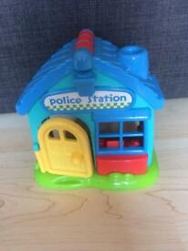 Early Learning Centre Police Station.