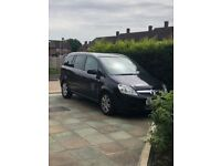 Vauxhall Zafira 1.9CTD 2010 Auto Design 120 Sport with complete MOT - 7 Seater