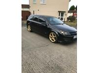 2006 Vauxhall Astra estate Sri exterior pack