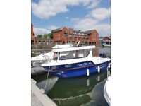 2012 Falkland Fisher 600 Offshore boat, equipped with a good standard of equipment