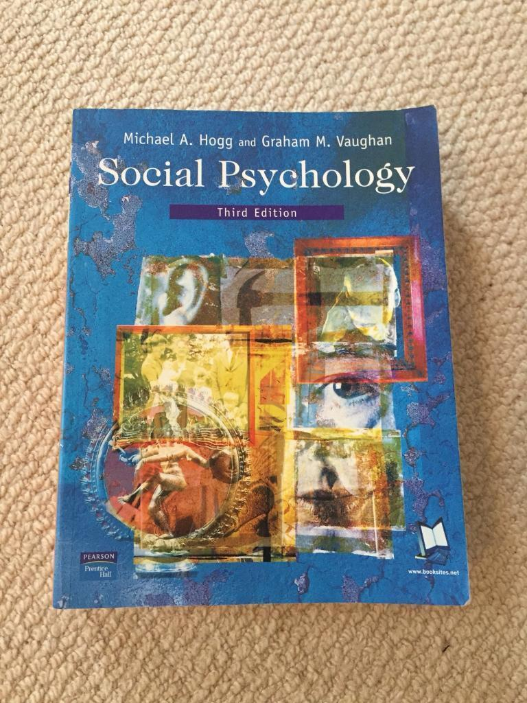 Social psychology textbook in thrapston northamptonshire gumtree social psychology textbook fandeluxe Choice Image