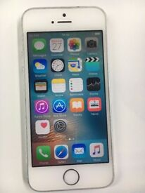 Apple iPhone 5S White Mint condition 16GB unlocked + Warranty GRADE A