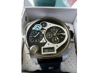 Diesel watches for sale big daddy 2.0 brand new