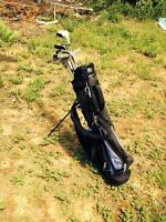 Kids/Youth Golf Clubs with bag