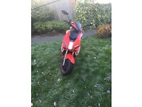 Leximoto 125 moped NEW