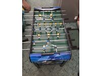 Stand alone table football game suitable for Adults/children