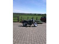 MOTORINI BOMBER 125cc learner legal