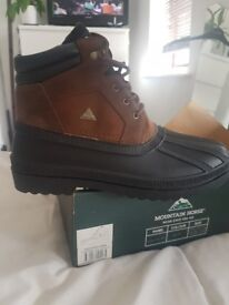 Mountain Horse Boots (Brand New)