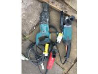 Makita milwaukee tools 110v not dewalt