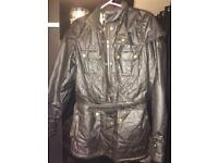 Belstaff women's Roadmaster jacket size 44.
