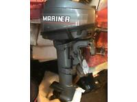 Mariner 8hp Boat outboard engine immaculate