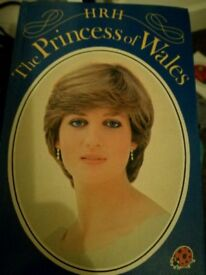 The Princess of Wales Book