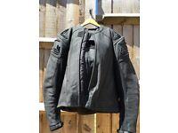 Frank Thomas motorbike leathers