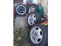 Granada cosworth wheels