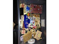 Assortment of craft stuff