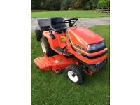 Kubota G1700 lawn tractor