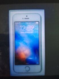 iPhone 5s good condition with box and charger