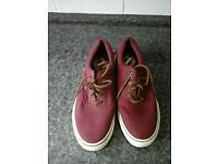 Mens Next canvas shoes new size 8