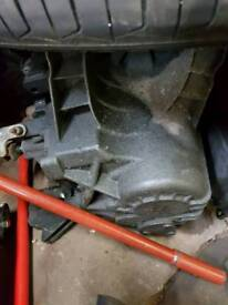 Peugeot 206 1.4 hdi gearbox