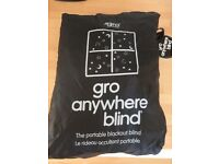 Black out gro blind baby/child blind