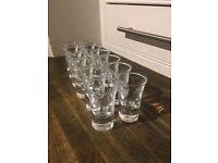 12 x Shot Glasses