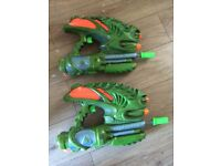 Hasbro oozinator water soakers