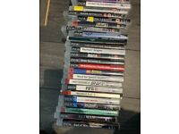 PS3 with 40 games