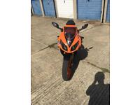 Reiju RS2 Matrix 50cc Motorbike