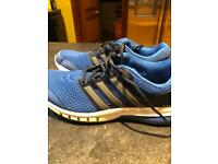 Adidas Adiprene running shoes/trainers size 10.5