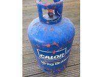 Calor Butane gas bottle 15kg EMPTY