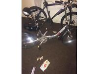 Viking Eco-stepper fold up electric assist bike